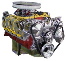 347 302 Ford Based Stroker Engine