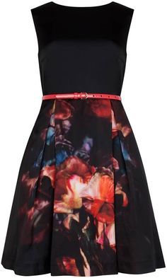 Ted Baker Floral Dress