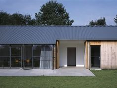 Roof Liked, Windows Liked, Wood cladding Liked