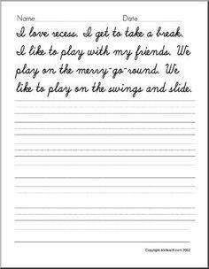 practice cursive writing short sentences worksheets for kids cursive writing worksheets. Black Bedroom Furniture Sets. Home Design Ideas