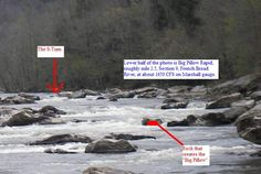 French Broad River, Section 9, Barnard to Stackhouse, NC...extra water on the river made for great rapids this weekend