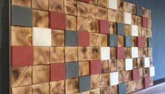 ¿Quieres tener una obra de arte en casa? Apuesta por un cuadro de palets 3D