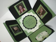 Lenas kort: eske Polaroid Film, Frame, Decor, Picture Frame, Decoration, Decorating, Frames, Deco