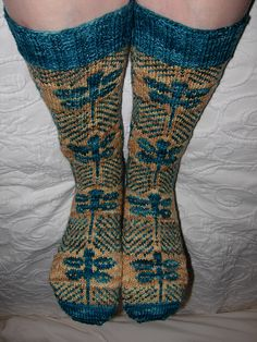 Ravelry: Dragonflies for Diana Chart pattern by Heidi Rosin