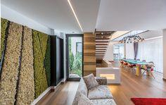 Urban Home Design Is Bold and Attractive, Bucharest, Romania | http://www.designrulz.com/design/2016/04/urban-home-design-is-bold-and-attractive/