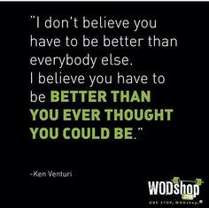 #betterthanyesterday