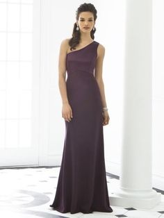 After Six Bridesmaid, Fall 2012 {Style #6643}