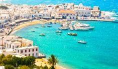 7 ilhas gregas + a mais bela praia do mundo = um paraíso em terra