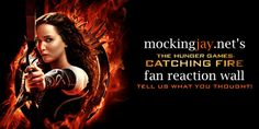 Post Your Fan Reactions and Reviews for 'The Hunger Games: Catching Fire' Warning this is a spoiler filled zone