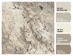 Kilim Beige paint color SW 6106 by Sherwin-Williams. View interior and exterior paint colors and color palettes. Get design inspiration for painting projects. Kitchen Paint Colors, Interior Paint Colors, Paint Colors For Home, House Colors, Paint Colours, House Painting, Diy Painting, Diy Countertops, Granite Counters