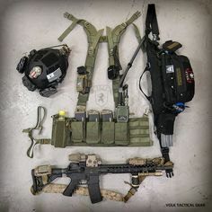 VOLK TACTICAL GEAR. Fanny pack for the win.