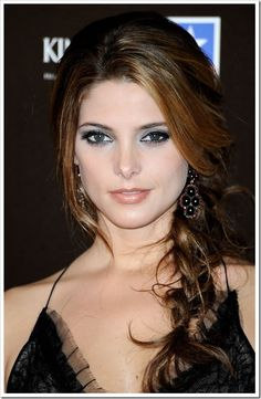 Penteado Ashley Greene