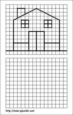 casa Homeschool Worksheets, Art Worksheets, Color Activities, Therapy Activities, School Border, Maze Worksheet, Teaching Geometry, Math Patterns, Hidden Pictures