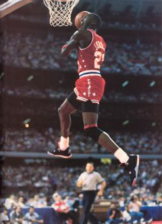 His Airness up in the All-Star Stratosphere