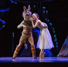 Royal New Zealand Ballet - 'A Midsummer Night's Dream'