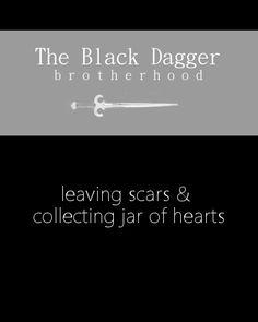 Black Dagger Brotherhood - J.R. Ward