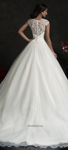 Vestidos de Noiva Amelia Sposa 2015