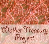 The (Barbara) Walkers Treasury Project...pictures of swatches from her wonderful books
