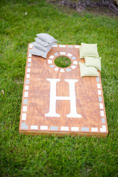 corn hole. put 4 and use hole as 0 - repaint ours?