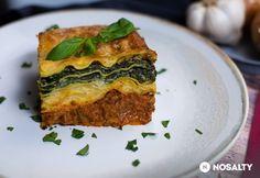 Trikolor lasagne | NOSALTY Spanakopita, Ricotta, Mozzarella, Quiche, Breakfast, Ethnic Recipes, Food, Lasagna, Morning Coffee