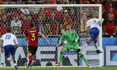 Italia-Belgio, il film della partita