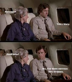 Funny pictures about A classic moment in film history. Oh, and cool pics about A classic moment in film history. Also, A classic moment in film history photos. Funny Movies, Great Movies, Funniest Movies, Awesome Movies, Funny Movie Lines, Comedy Movies, Awesome Stuff, Airplane Movie Quotes, Airplane Humor