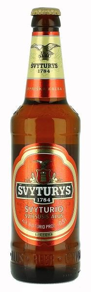 Beers of Europe | Svyturys Svyturio
