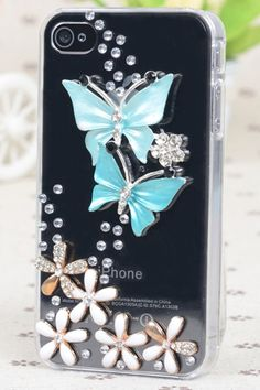 Butterfly Case for iPhone 4 & 4S