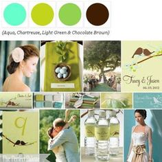 The Perfect Palette: INSPIRATION BOARDS