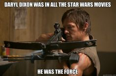 He was the Force...