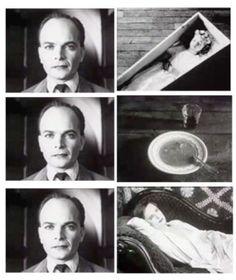 Lev Kuleshov, The Kuleshov effect