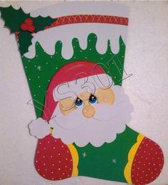 imagenes de navidad para realizar en foami - ImagenesHIP.com