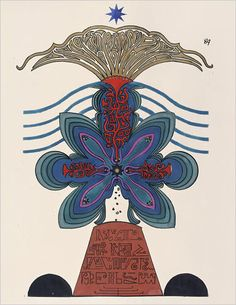 Image from Carl Jung's Red Book www.jungcurrents.com