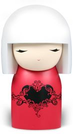 KIMMIDOLL™ ✿ Ami 'Love' - My spirit unites and builds. By embracing my spirit in everything you do and in all your relationships, you help to create a more peaceful, joyful and loving world for all.
