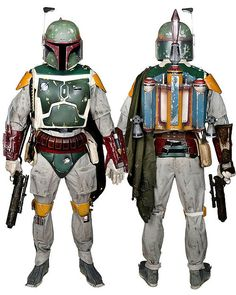 Boba Fett's costume is one of the most complicated in the 501st. Description from 501st.com. I searched for this on bing.com/images