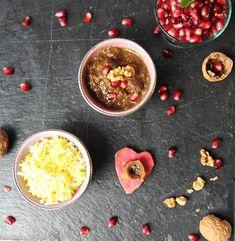 Khoreshte Fesenjan-persisches l Lammschmorgericht in einer Granatapfel-Walnuss-Sosse <3 labsalliebe