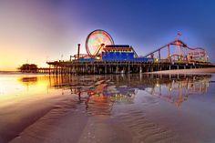 de la Barra photography, Santa Monica, California, USA