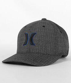 d07789b2586 Hurley Goldenwest Hat - Men s Hats in Black