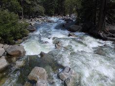 A river runs through it (sorry, I couldn't resist!).