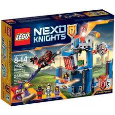 Lego 70324 Merlok bibliotheek 2.0