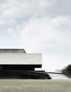 The Tanghalang Pambansa is a theater and an office building located in the Cultural Center of the Philippines Complex in Manila, Philippines. Contemporary Architecture, Art And Architecture, Brutalist, Philippines, Minimalism, Studio, Wallpaper, Building, Projects