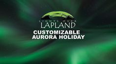 Customizable Aurora Holiday
