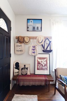 10 Tips for Creating an Entryway in an Entryway-less Home