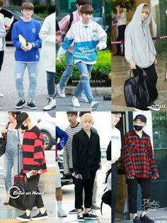 Woozi's fashion 2016~2017