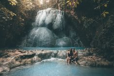 Looking for the best things to do in Cebu for adventure travelers? Look no further than this list of epic waterfall and jungle adventures. Kawasan Falls, Living On The Road, Cebu City, Get Outdoors, Cool Countries, Digital Nomad, Island Life, Philippines, Tourism
