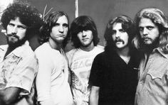 My column about Glenn Frey and the Eagles earned me death threats! Thanks, America. Eagles Band, Eagles Lyrics, Eagles Music, Eagles Songs, Song Lyrics, I Love Music, Music Is Life, Great Bands, 1970s