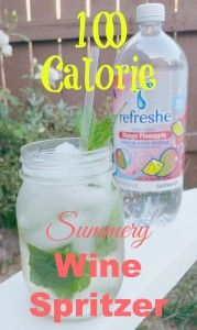 Summery Wine Spritzer