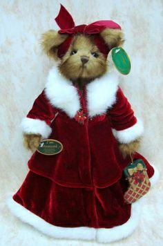 Bearington Bears | Details about BEARINGTON bear Rocco & Socco PLUSH Christmas 1767