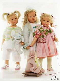.I have some of these dolls!