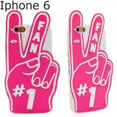 ピンクピース! シリコン iphone6 ケース skinnydip  海外ブランド コーデの画像 | 海外セレブ愛用 ファッション iphoneケース iphone6 6プ…